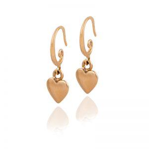 Ocen Heart earrings-0