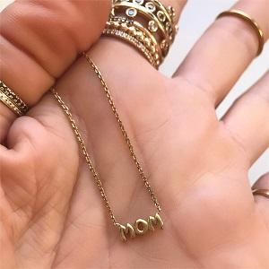 Mini mom necklace-1508