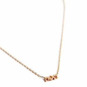 Mini mom necklace-1511