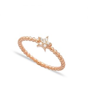 Mini star ring-0