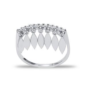Drop leaf ring-2295